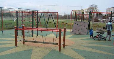 dětská hřiště v Hradci Králové